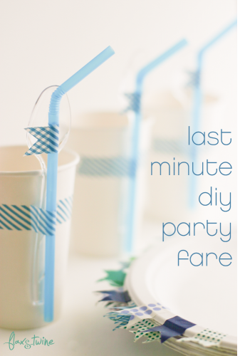 washi-tape-party-ware