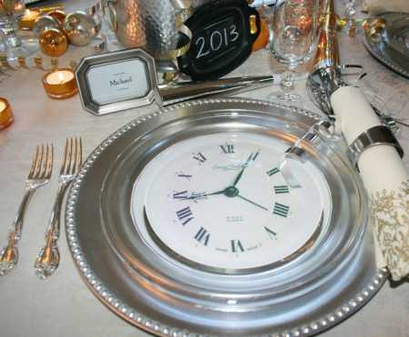 New Years Table 2 022