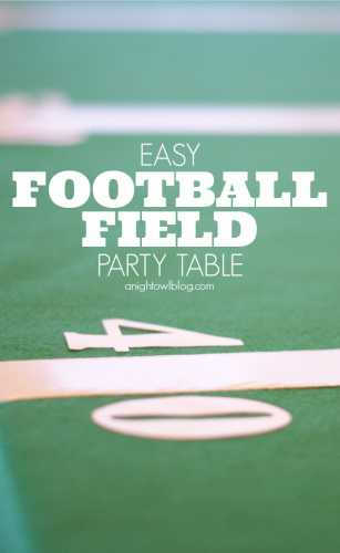 Football-Field-Party-Table
