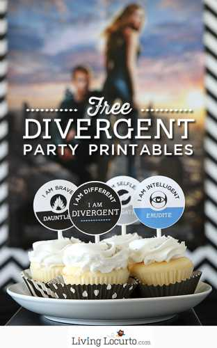 Free-Printables-Divergent-Party-Ideas-Living-Locurto
