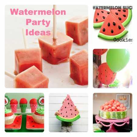 Watermelon-Party-ideas