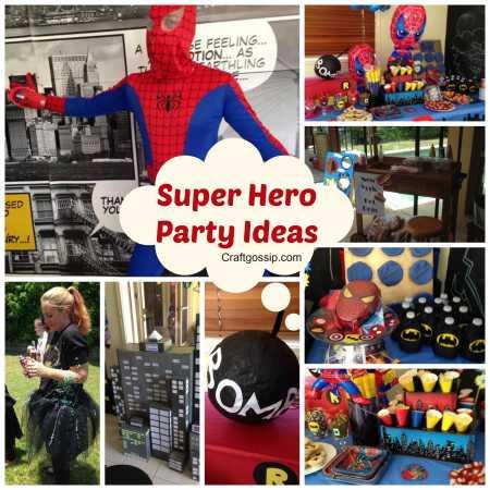 Super-her-party-ideas-quick-batman-spiderman