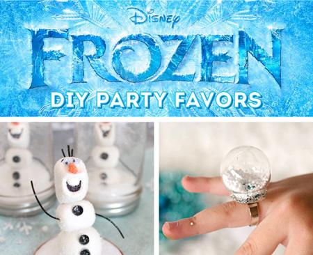 Frozen-party-favors