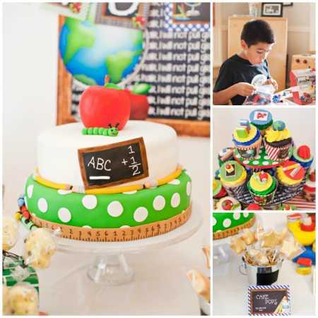 Back-to-School-Cake
