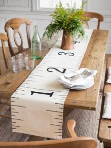 ruler-table-runner
