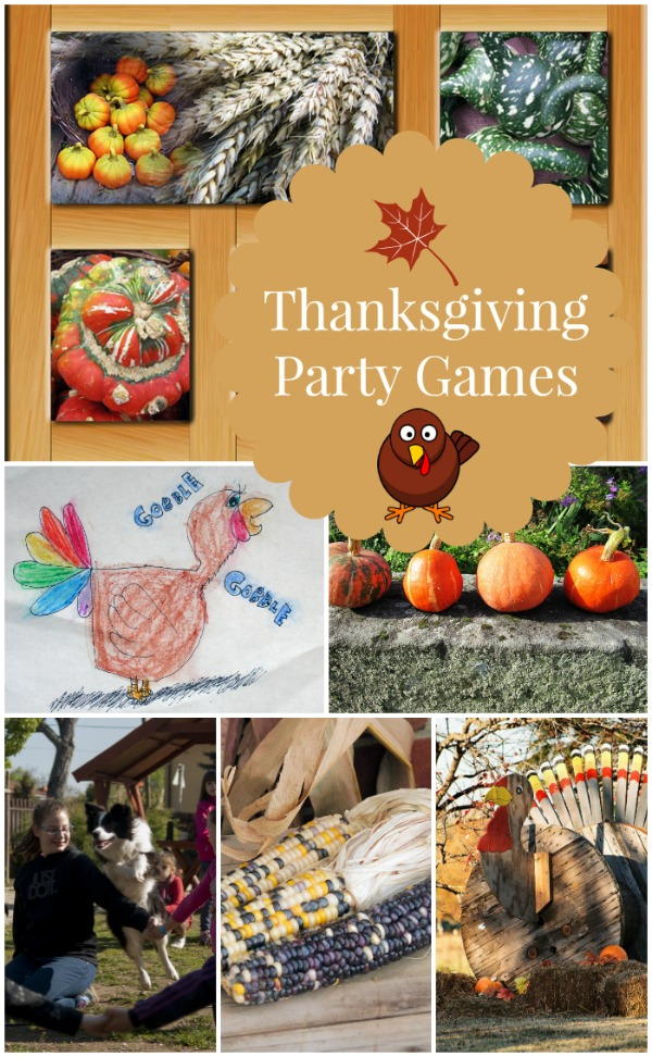 Top thanksgiving party games ideas