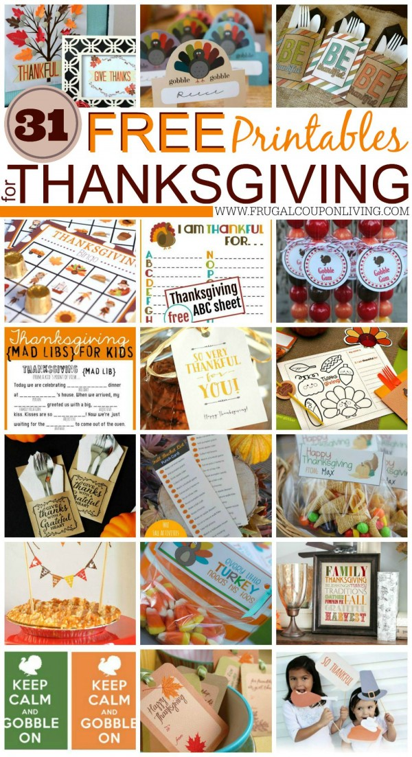 31-FREE-Printables-for-Thanksgiving-on-Frugal-Coupon-Living