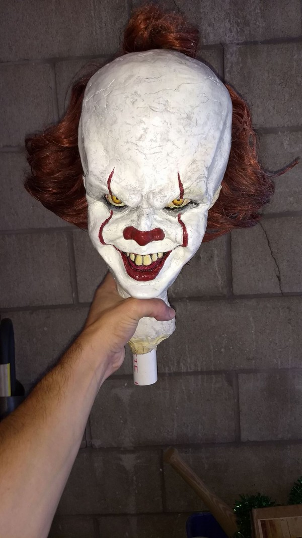 Very scary halloween decorations - Warning 10 Scary Diy Halloween Party Props Party Ideas
