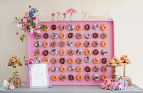 Party Food – Donut Wall