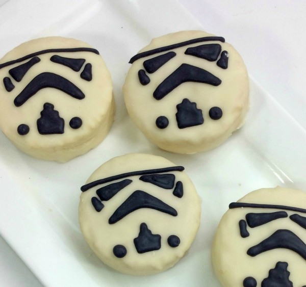 Storm Trooper Star Wars Party Food